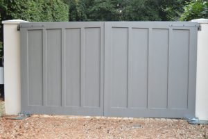 Driveway Gate  Painting Services