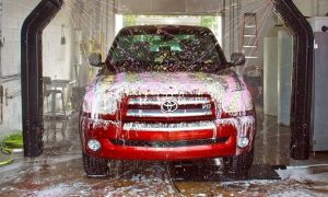 Car Wash Services North East England