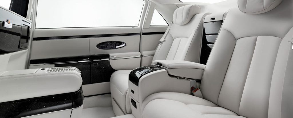 Auto Upholstery Cleaning
