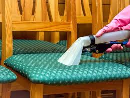 Dining Chair Cleaning Services