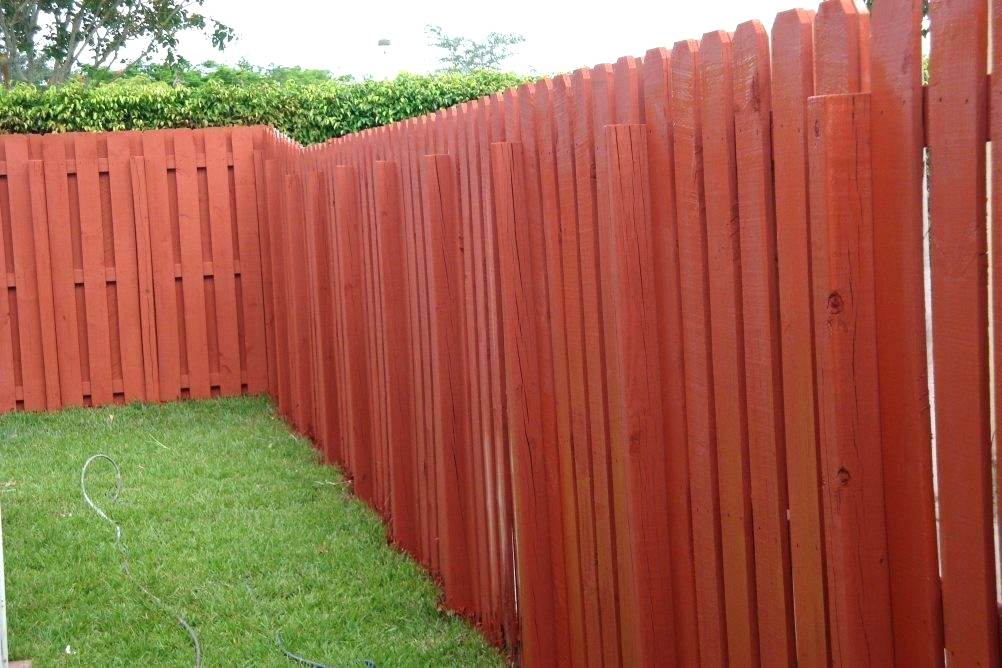Fence Painting Services North East England Fence Painting Teesside