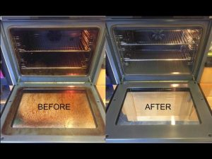 Oven Cleaning Teesside